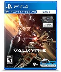 EVE: Valkyrie Playstation 4/VR preview