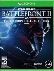 Compara precios de Star Wars Battlefront II: Elite Trooper Deluxe Edition Xbox One