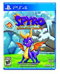 Spyro Reignited Trilogy PlayStation 4 preview
