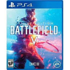 Battlefield V Deluxe Edition - PlayStation 4 thumbnail
