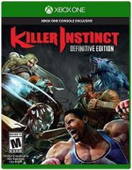 Compara precios de Killer Instinct Definitive Edition Xbox One