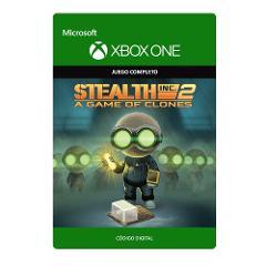 Compara precios de Xbox One Stealth Inc 2: A Game of Clones Digital