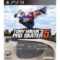 Compara precios de Tony Hawk Pro Skater 5 - Standard Edition - PlayStation 3