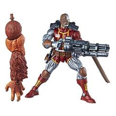 Marvel Figura de Acción Deathlok, Deadpool Legends, 6 Pulgadas preview