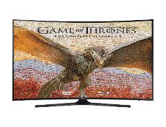 "Televisor Samsung UN65MU6300FXZX Curva 65"" 4K Smart TV thumbnail"