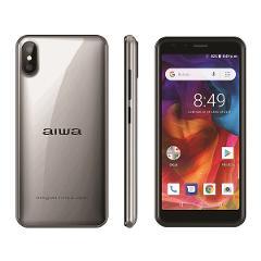 Compara precios de Smartphone AIWA AW 501 Plata