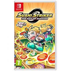 Sushi Striker: The Way of Sushido Nintendo Switch preview