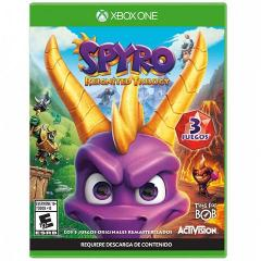 Spyro Reignited Trilogy Xbox One preview