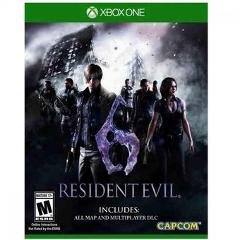 Residente Evil 6 Xbox One thumbnail