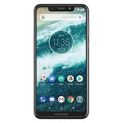 Motorola Moto One 64 GB - Blanco preview
