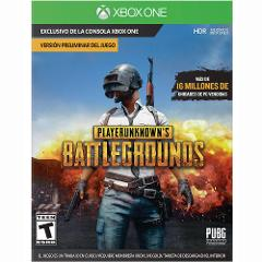 Playerunknown's Battlegrounds Xbox One thumbnail