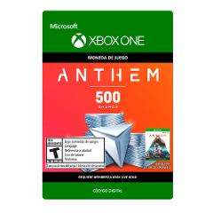 Compara precios de Anthem: 500 Shards Xbox One