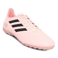Compara precios de Tenis de Futbol Adidas Predator Tango 18.4 TF - Rosa Claro