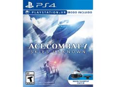 Ace Combat 7: Skies Unknown PlayStation 4 preview
