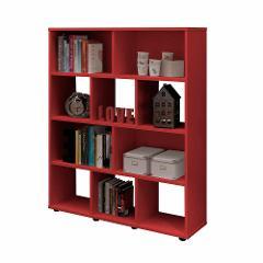 Compara precios de Librero Book Rojo