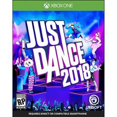 Just Dance 2018 Xbox One thumbnail