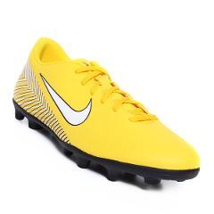Compara precios de Tenis de Futbol Nike Vapor 12 Club NJR FG - Amarillo y Negro