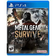 Compara precios de Metal Gear Survive PlayStation 4