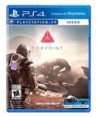 Compara precios de Farpoint PlayStation 4/VR