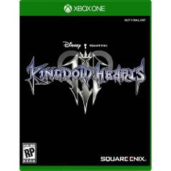 Xbox One Kingdom Hearts lll preview