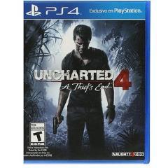 Compara precios de PS4 Juego Uncharted 4 - PlayStation 4