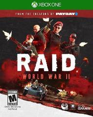 Compara precios de Raid: World War II Xbox One