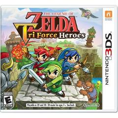 Compara precios de The Legend of Zelda: Triforce Heroes Nintendo 3DS