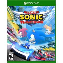 Xbox One - Team Sonic Racing - Carreras preview