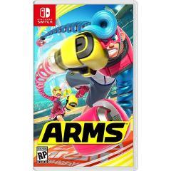 Arms Nintendo Switch thumbnail