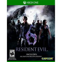 Residente Evil 6 Xbox One preview