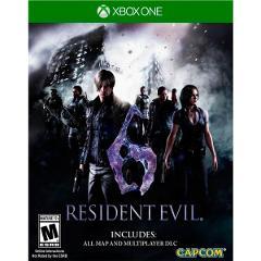 Compara precios de Residente Evil 6 Xbox One