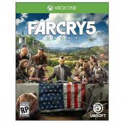 Far Cry 5 Xbox One thumbnail