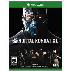 Mortal Kombat XL Xbox One thumbnail