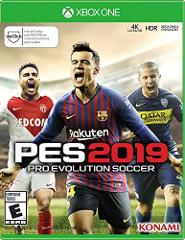 Pro Evolution Soccer 2019 Xbox One preview