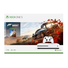 Compara precios de Consola Xbox One S 1 TB + Forza Horizon 4