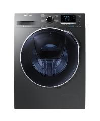 Compara precios de Samsung - Lavasecadora con acceso frontal y capacidad de carga de 11.5 kg - Acero inoxidable