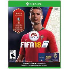 FIFA 18 World Cup Xbox One thumbnail