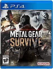 Compara precios de Metal Gear Survive PlayStation 4