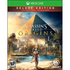 Compara precios de Assassin's Creed: Origins Deluxe Xbox One