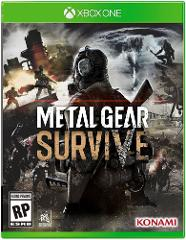 Metal Gear Survive Xbox One thumbnail