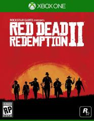 Red Dead Redemption 2 Xbox One thumbnail