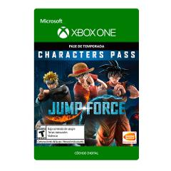 Compara precios de Jump Force: Season Pass Xbox One