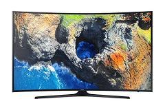 """Compara precios de Televisor Samsung UN49MU6300 4K 49"""" Smart TV Curva"""