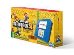 Compara precios de Consola Nintendo 2DSXL New Super Mario Bros 2