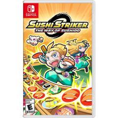 Sushi Striker: The Way of Sushido Nintendo Switch thumbnail