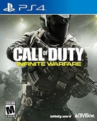 Compara precios de Call of Duty Infinite Warfare PlayStation 4