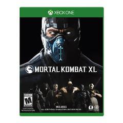 Mortal Kombat XL Xbox One preview