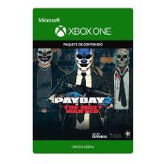 Compara precios de Xbox One Payday 2: The Most Wanted Bundle Digital