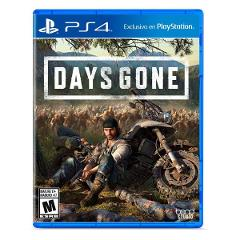 Days Gone PlayStation 4 preview