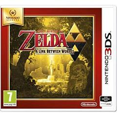 Compara precios de 3DS THE LEGEND OF ZELDA A LINK BETWEEN WORLDS (SELECT)